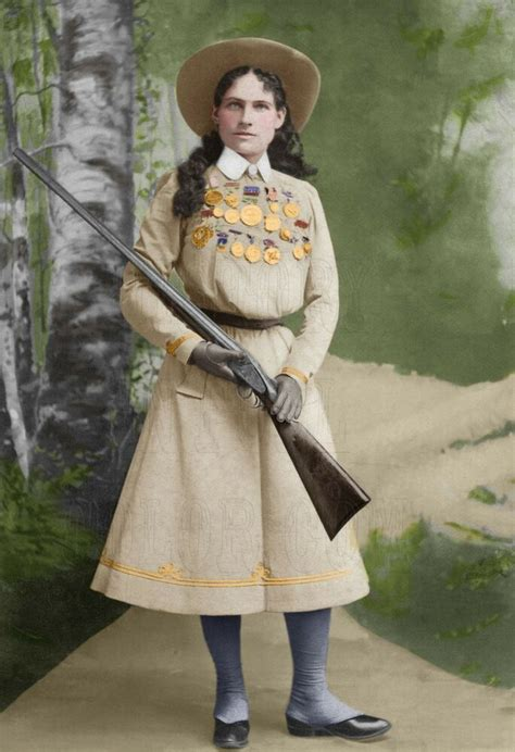 Annie Oakley Pictures Color   www
