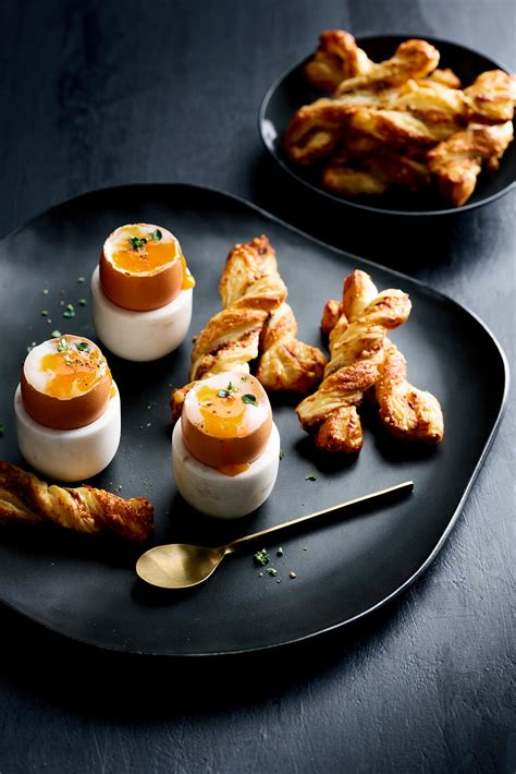 Steamed Egg with Anchovy Twists - Miele Experience Centre