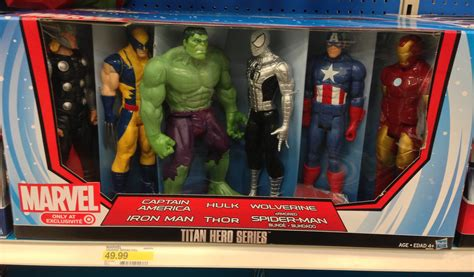 Marvel Titan Heroes Collection w/ Armored Spider-Man