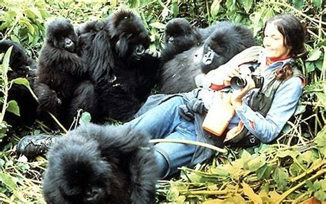 Zoologist Dian Fossey's Boyfriends, Lovers and more