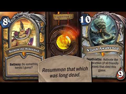 Saviors of Uldum is Hearthstone's second expansion of 2019