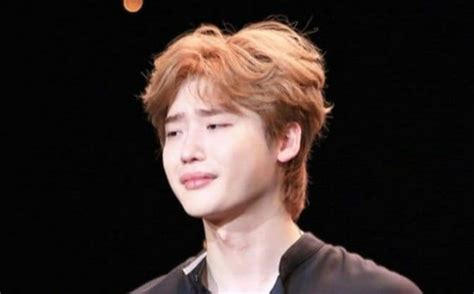 """LEE JONG SUK On His Nearing Enlistment: """"I Won't Ask You"""