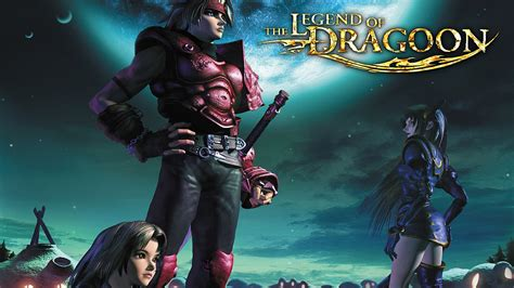 The Legend Of Dragoon HD Wallpaper | Background Image