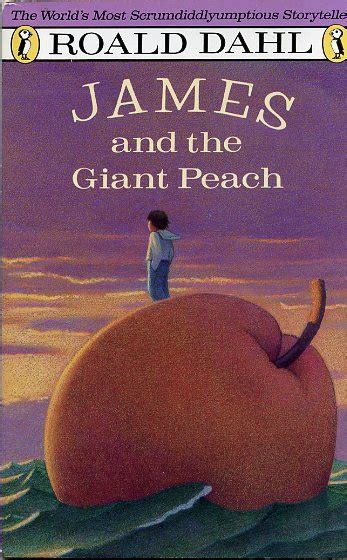 """Book Review: """"James and the Giant Peach,"""" by Roald Dahl"""
