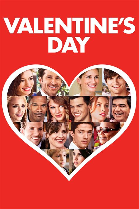 Valentine's Day (2010) Streaming Complet VF