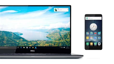 Dell Mobile Connect Is An Alternative To Samsung DeX - CES
