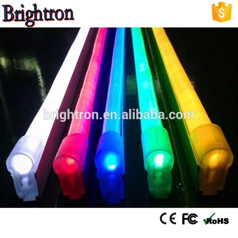 Dmx Available Smd5050 Flexible Rgb Led Neon Tube/rope